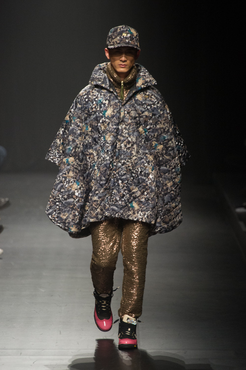 FW13 Tokyo DRESSCAMP008_Takeshi Uematsu(Fashion Press)