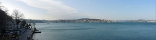 13 03 19 Bosphorus looking to Europe