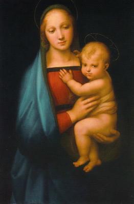 大公の聖母