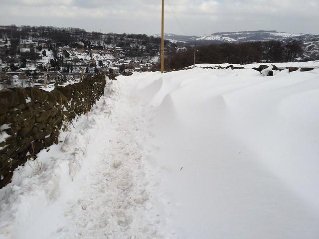 Snowdrifts III