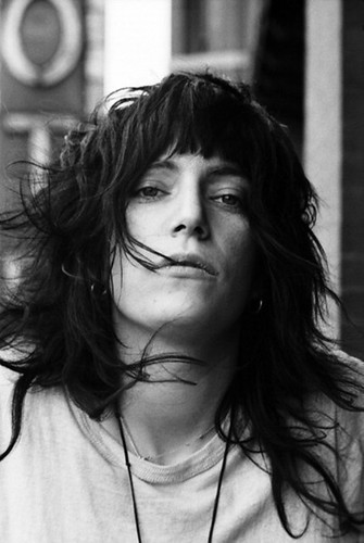 16. Patti Smith, Chelsea Hotel, R6709-25, May 5, 1971, Edit