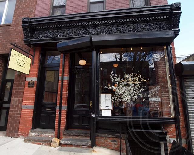 Frankies Spuntino Restaurant Carroll Gardens Brooklyn New York City Flickr Photo Sharing
