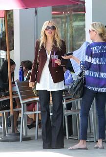 Rachel Zoe Flared Jeans Celebrity Style Women's Fashion