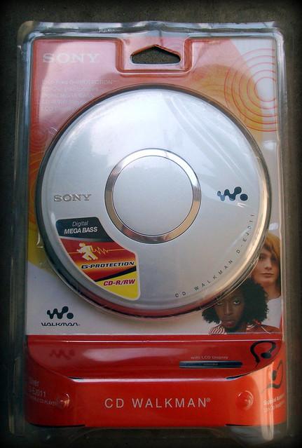 Sony CD Walkman