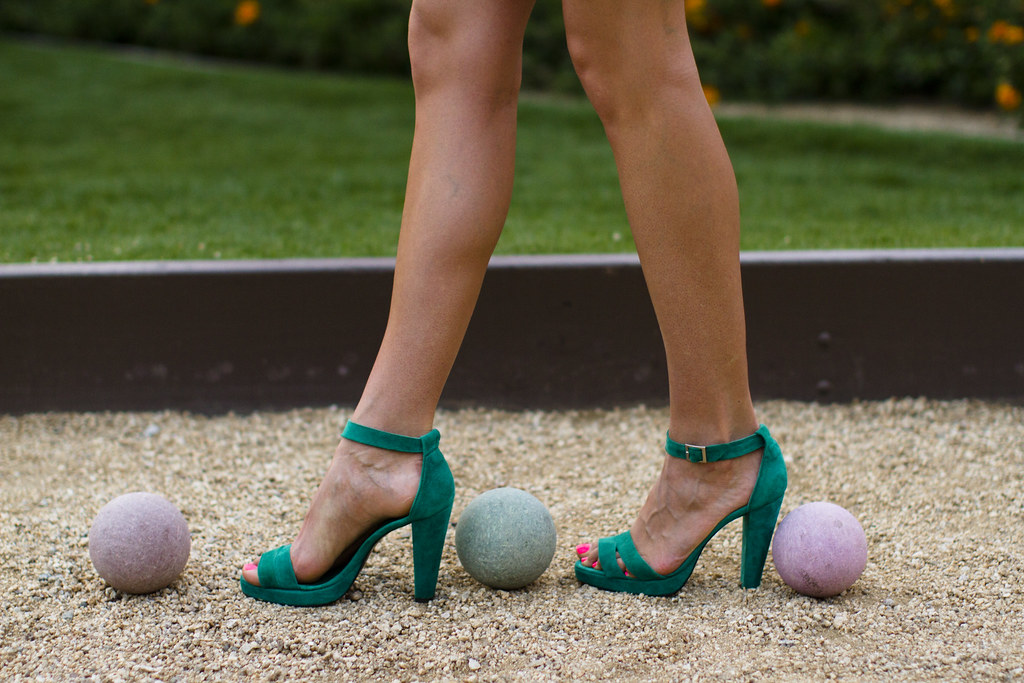 bacci ball and No Collection heels