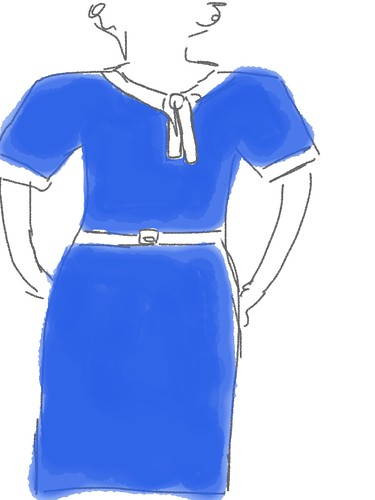 Pan Am Kleid6