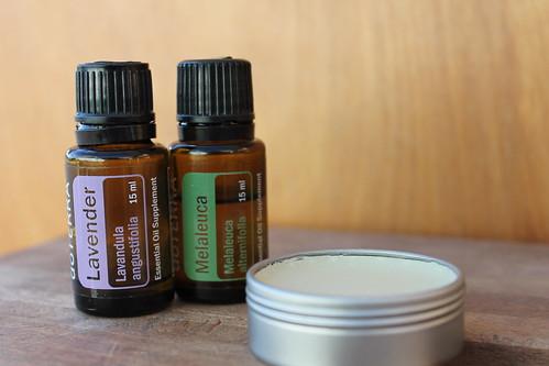 Essential oils & balm