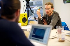Wiki loves Sound - workshop geluid