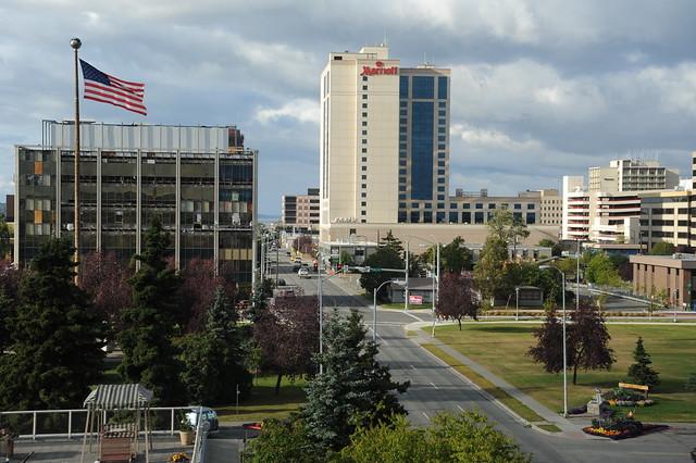 Anchorage park strip ak
