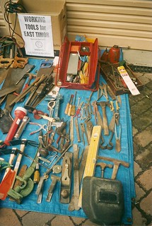 Tools For Timor 2003 9