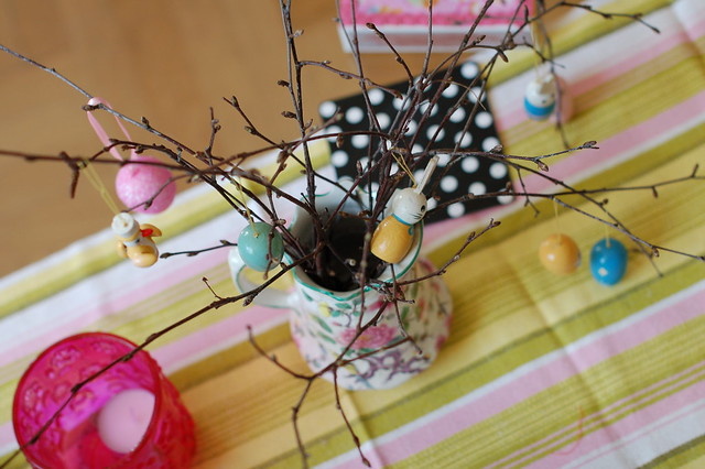 Easter Tree Mini 2013