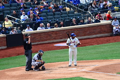 Marlon Byrd's First At-Bat As a Met