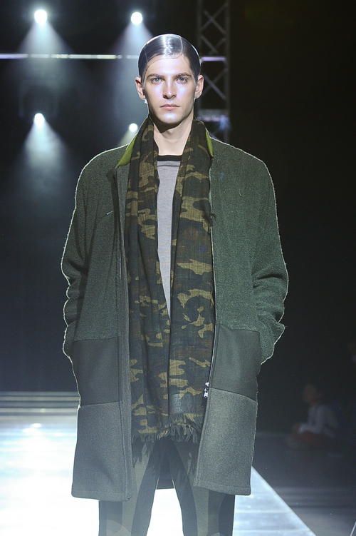 Maxime Bergougnoux3082_FW13 yoshio kubo(Fashion Press)
