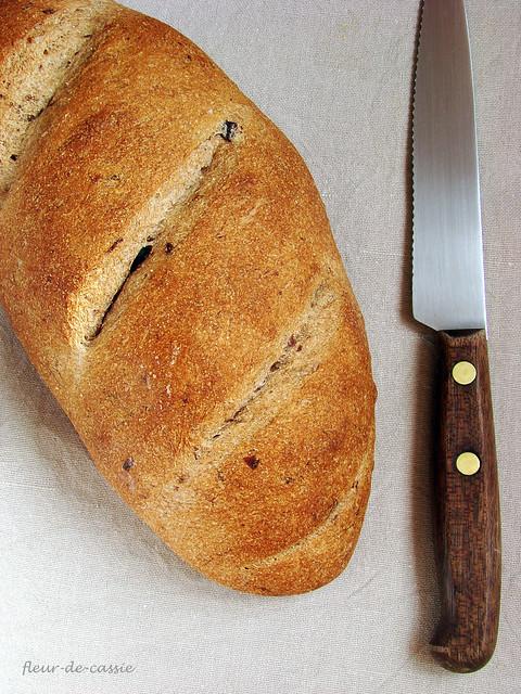 хлеб с черносливом 2