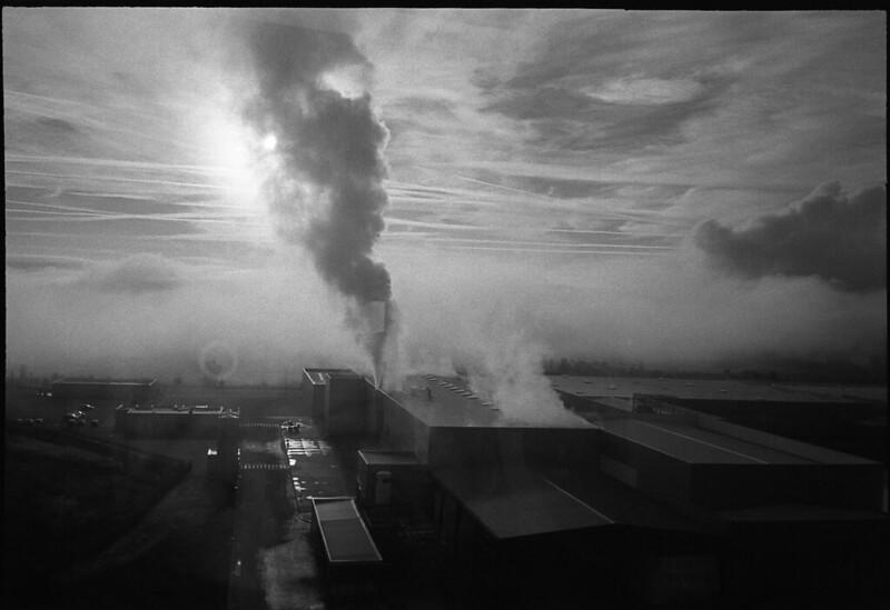 a fábrica que inventa nuvens