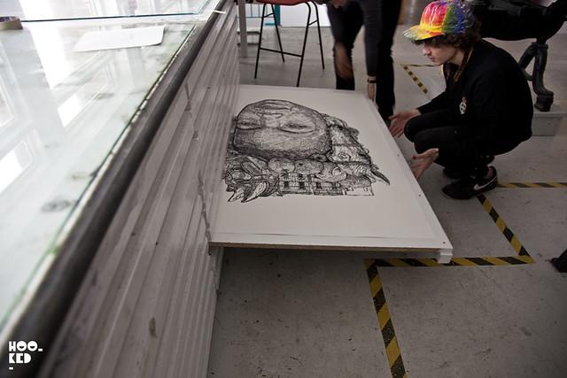 Gaia — Marlo Lino Print