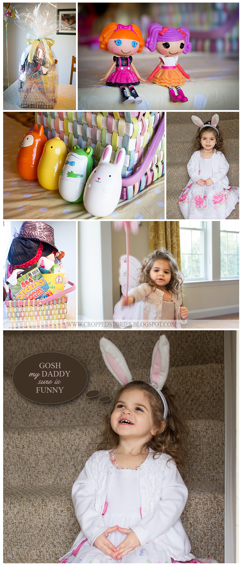 Easter storyboard