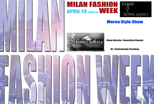 Milan Fashion Week by Solo Evane - MOREA STYLE