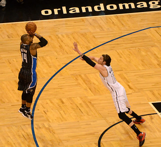 Jameer Nelson Three Pointer