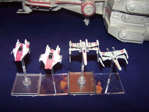 Meine selbstgebauten X-Wing Trophäen (viele Bilder) 8623584305_8d79a26715