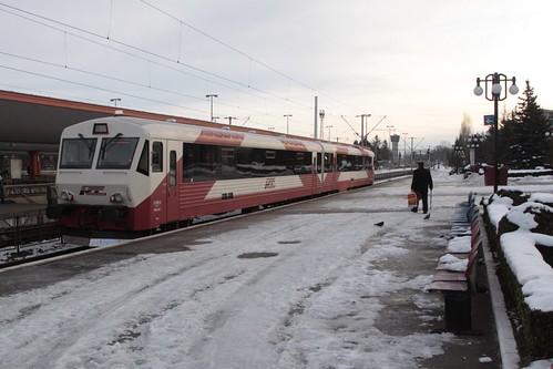Regiotrans Class 57/97 DMU 57-0511-6 at Brasov