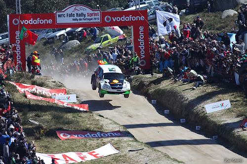 WRC Fafe Rallysprint 2013