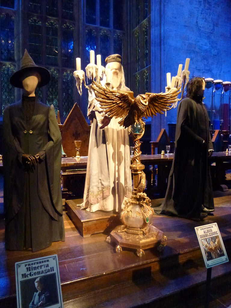 Harry Potter Studios April 2013