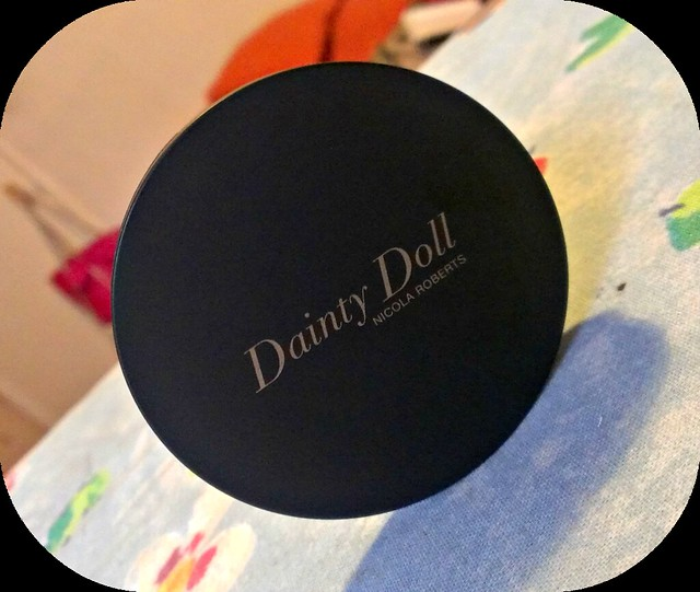 Dainty Doll Cream Blusher in 001 Paper Roses