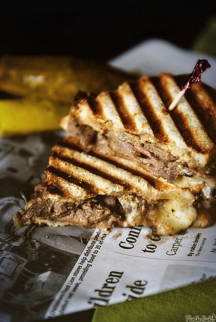 Big Boy Beef Sandwiches