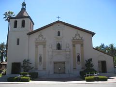 Mission Santa Clara de Asís - Santa Clara, California