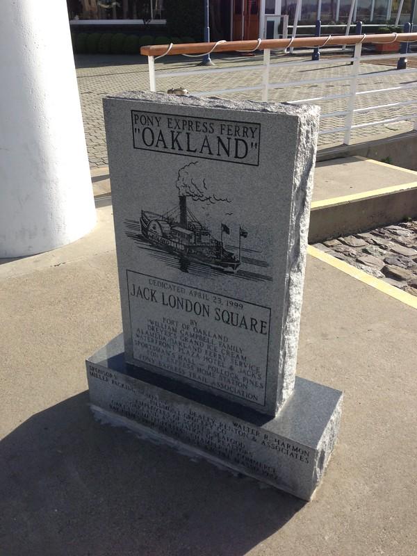 Pony Express Ferry Oakland