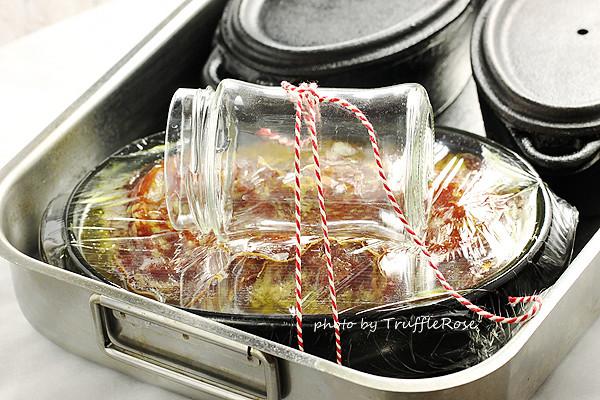 咖哩風味絞肉陶罐派 Terrine-20130416