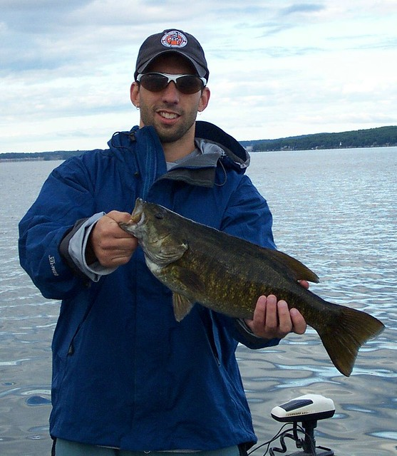 A bog smallmouth for Dave