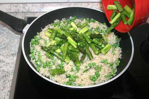 29 - Spargel hinzufügen / Add asaparagus