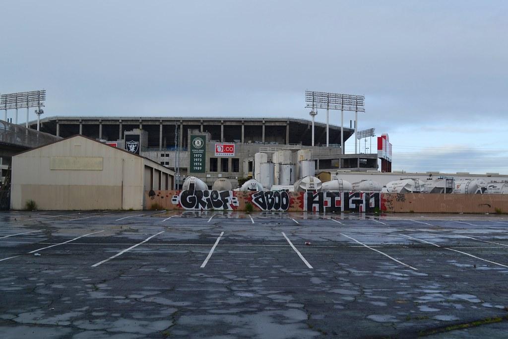 GRIEF, ABOO, AIGO, Graffiti, East Oakland, Oakland, Street Art, KOD, 640