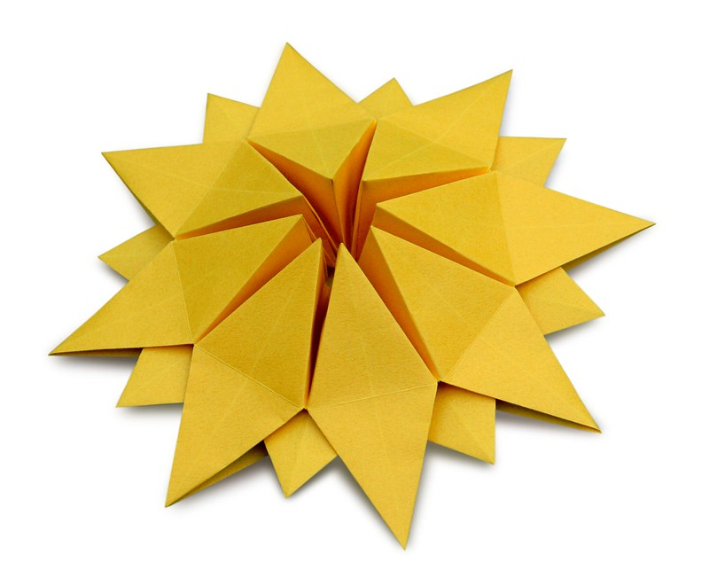 Sunburst Star (Evan Zodl)