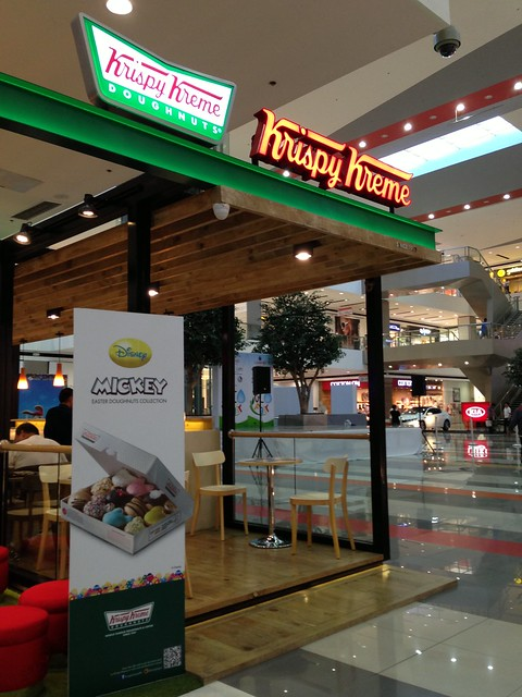 Krispy Kreme SM Lanang Premier Davao City