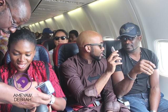 En route AMAA 2013