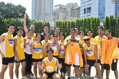Sun Cellular Power Runners