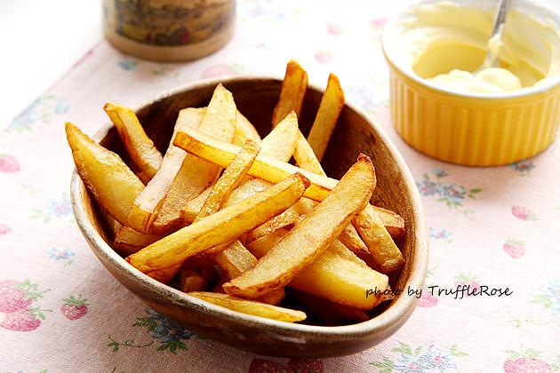 炸薯條和牛排-Belgium-20120615