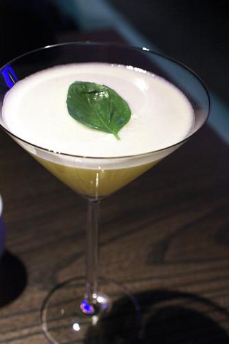 Yauatcha - Lam Peak Martini