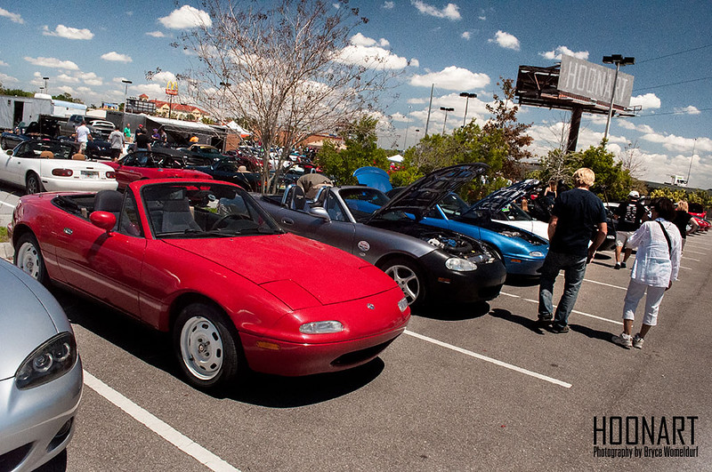 Big Meet For A Small Car: Miatapalooza 2013