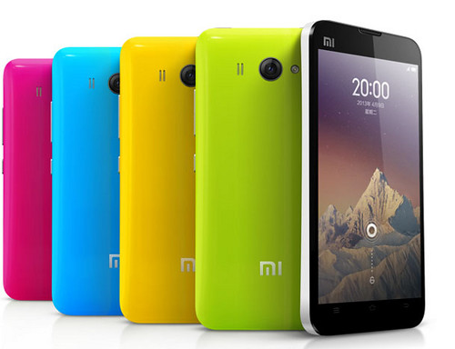 Xiaomi Mi2S: kiniškas Android aplenkė Galaxy S4?