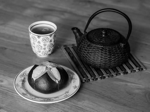 Tea time by KaraNagai