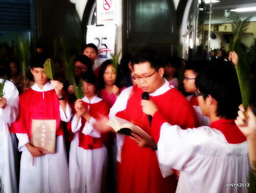 Palm Sunday by williamnyk