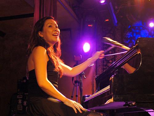 Keiko Komaki. Photo by Bill Sasser.