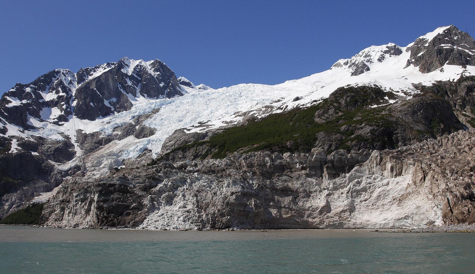 North West Glacier