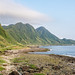 One corner of Lanyu,Taitung county,Taiwan