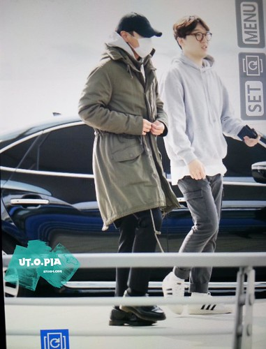 Big Bang - Incheon Airport - 24sep2015 - Utopia - 01