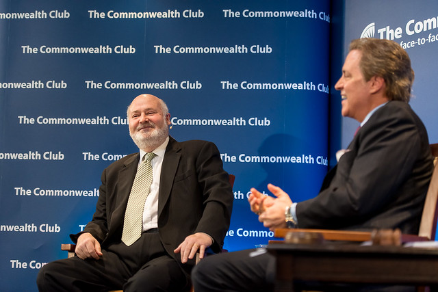 Rob Reiner and Dan Ashley